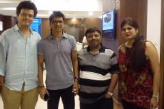 Jatin-Pratik With Shaan