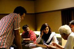 In recording with Neeti Mohan
