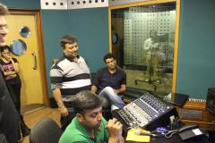 Recording  with JavedAli