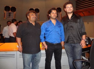 Jatin-Pratik with Javed Ali